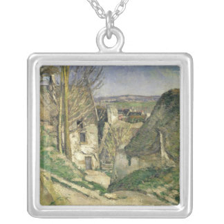 The House of the Hanged Man Silver Plated Necklace