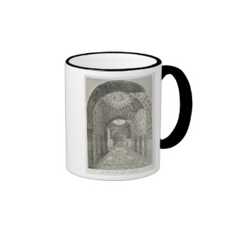 The House of the Jew at Isfahan, from 'Voyages du Ringer Coffee Mug