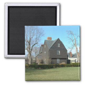 The House of the Seven Gables Fridge Magnet