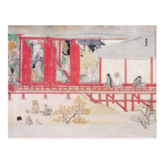 The House of the Shogun Postcard