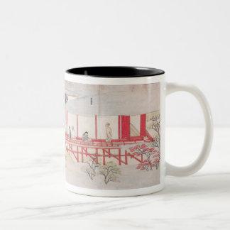 The House of the Shogun Two-Tone Coffee Mug