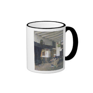 The House of Therese, 1881 Ringer Mug