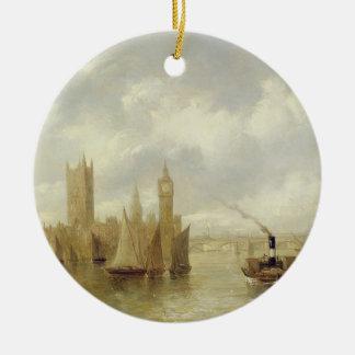 The Houses of Parliament Ceramic Ornament