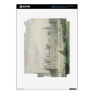 The Houses of Parliament (graphite, pen & ink & w/ Skin For iPad 3
