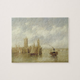 The Houses of Parliament Jigsaw Puzzle