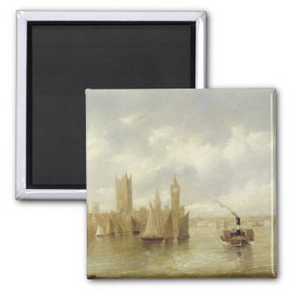 The Houses of Parliament Refrigerator Magnet