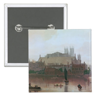 The Houses of Parliament Pinback Button