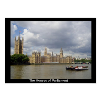 The Houses of Parliament Print