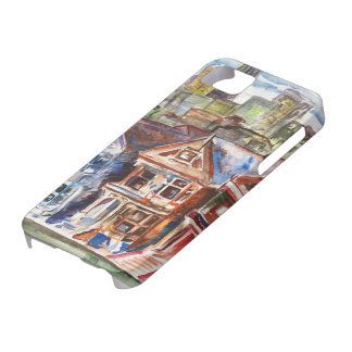 The houses of San Francisco iPhone 5 Cases