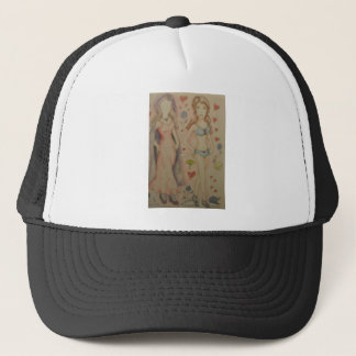 The Housewife Paperdoll Trucker Hat