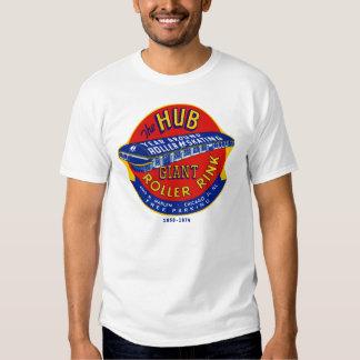 The Hub Roller Rink Chicago / Norridge Illinois T-shirt