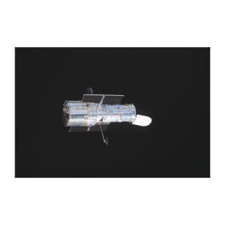 The Hubble Space Telescope (HST) Canvas Print