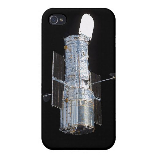 The Hubble Space Telescope (HST) Cover For iPhone 4