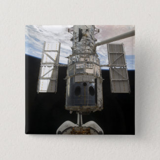 The Hubble Space Telescope is released Button