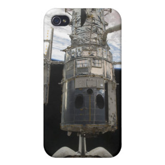 The Hubble Space Telescope is released Cover For iPhone 4
