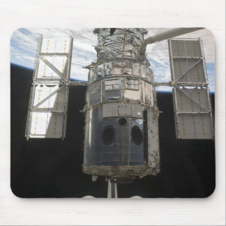 The Hubble Space Telescope is released Mouse Pad