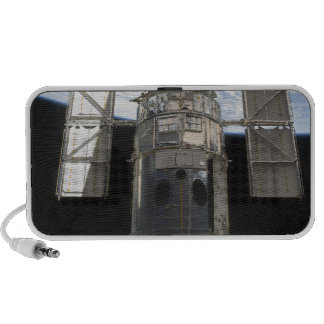 The Hubble Space Telescope is released Speaker
