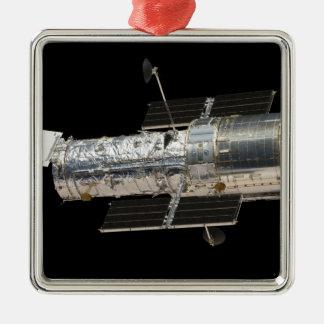 The Hubble Space Telescope Metal Ornament