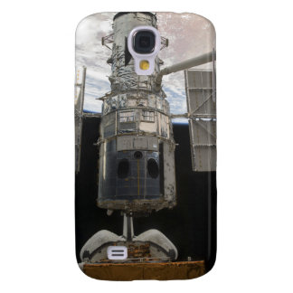 The Hubble Space Telescope Space Shuttle Atlant Galaxy S4 Cover