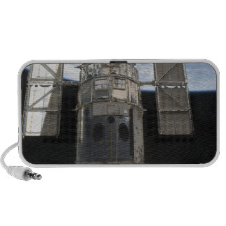 The Hubble Space Telescope Space Shuttle Atlant iPod Speakers