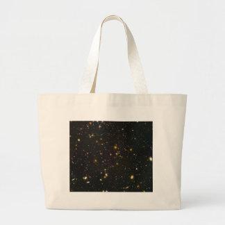 The Hubble Ultra Deep Field Canvas Bag