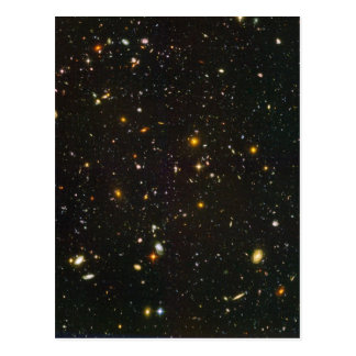 The Hubble Ultra Deep Field Post Cards