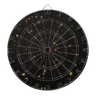 The Hubble Ultra Deep Field Space Image Dart Boards