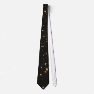 The Hubble Ultra Deep Field Space Image Tie