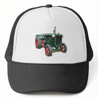 The Huber HK tractor Trucker Hat