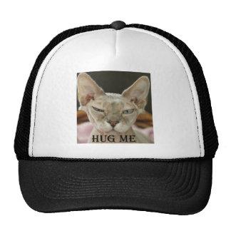The Hug Me cat Trucker Hat