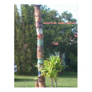 The Hui No'eau, Makawao, Maui, Hawaii Postcard