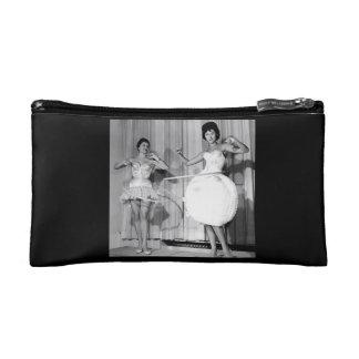 The Hula Hoop Clutch Makeup Bags