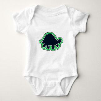 The Hulk Turtle Series One Baby Bodysuit