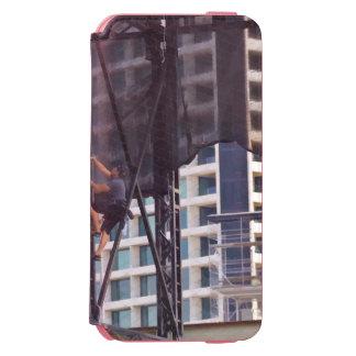 The human climber / fly incipio watson™ iPhone 6 wallet case