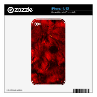 The Human Extinction Phone Skin iPhone 4 Decal