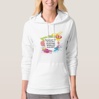 The Human Promise Hoodie
