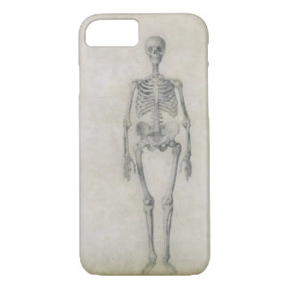 The Human Skeleton, anterior view, from the series iPhone 7 Case