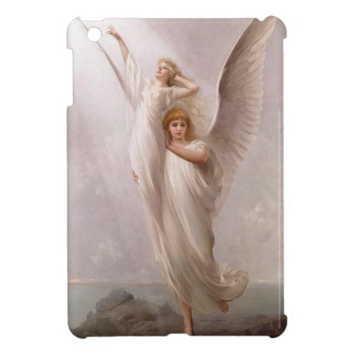 The Human Soul ~ (Angels) ~ Falero ~ Case For The iPad Mini