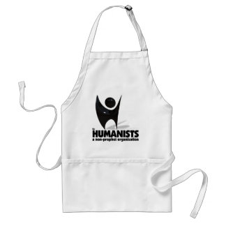 The Humanists Adult Apron