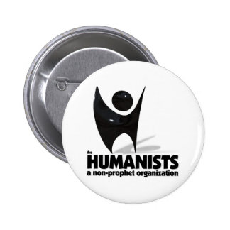 The Humanists Pinback Buttons
