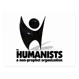 The Humanists Postcard
