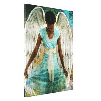 The Humble Angel Canvas Print