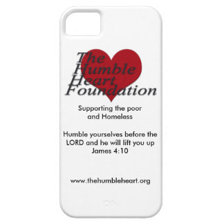 The Humble Heart IPhone 6 Case