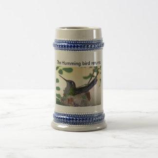The Humming bird returns Coffee Mug