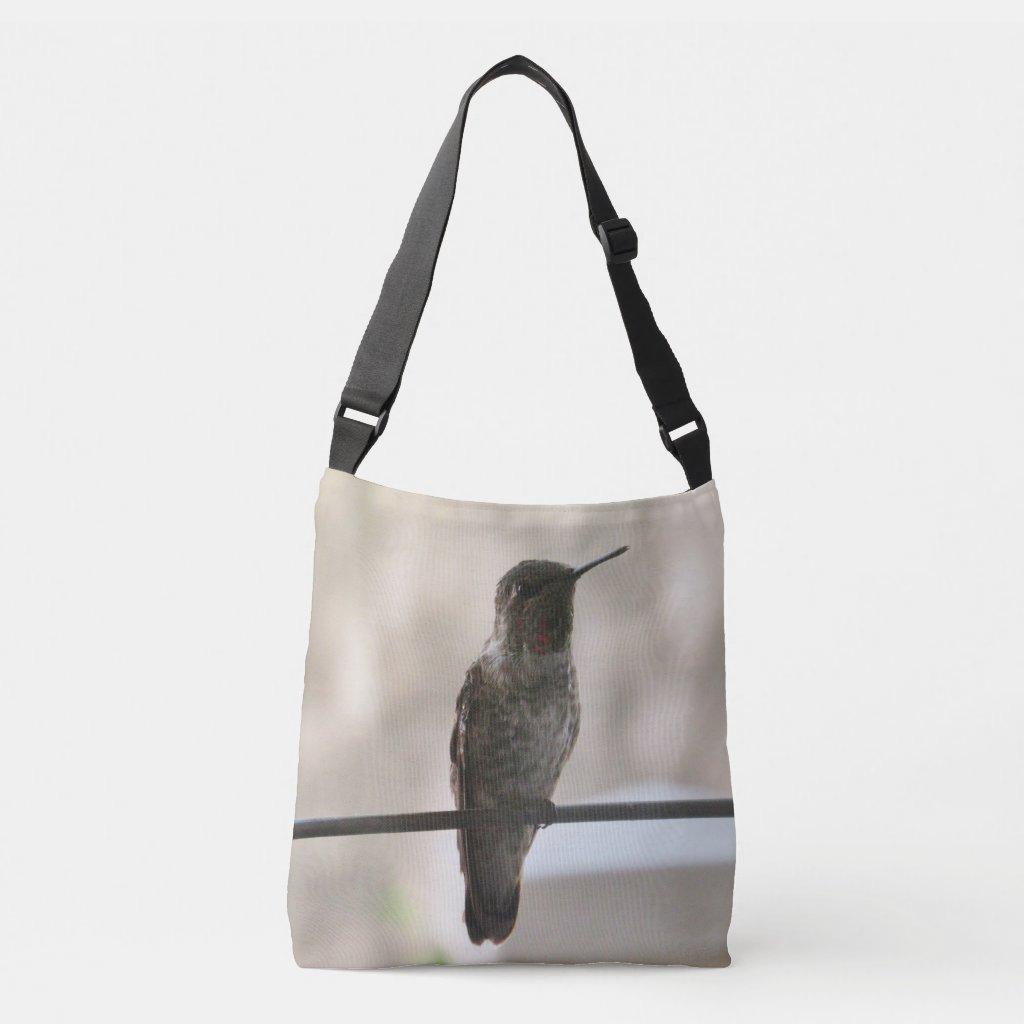 The Hummingbird Crossbody Bag