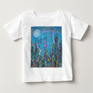 The Hummingbird Queen Baby T-Shirt