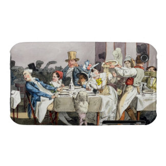 The hundred-seater restaurant: 5 o'clock, from 'Su iPhone 3 Cover