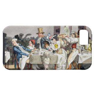 The hundred-seater restaurant: 5 o'clock, from 'Su iPhone SE/5/5s Case