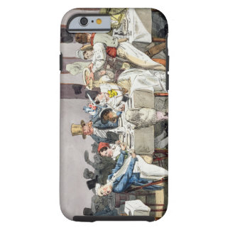The hundred-seater restaurant: 5 o'clock, from 'Su iPhone 6 Case