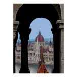 """The Hungarian Parliaments """"in the Frame""""! Posters"""
